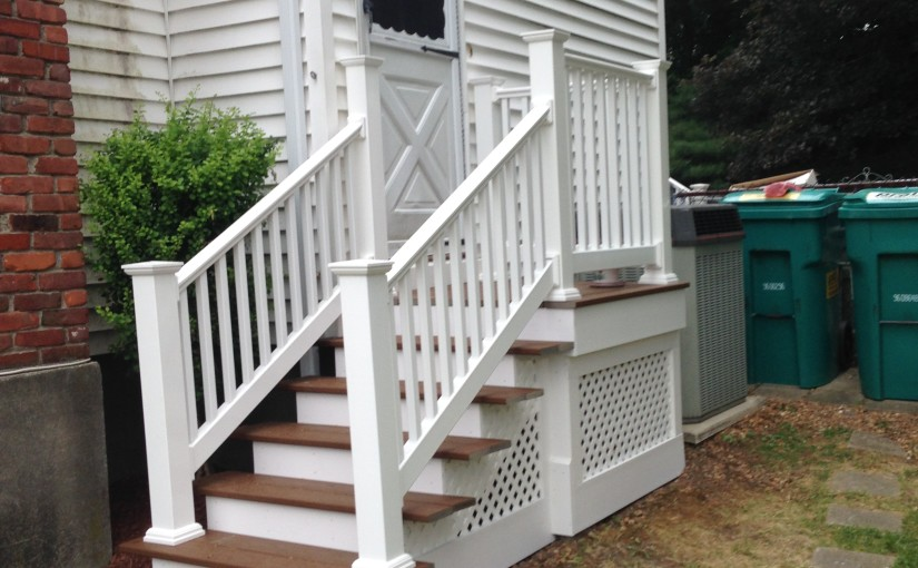 Dave Geary Also Does Larger Projects Such As Replacing Decks, Stairs, And  Installing Lattice And Doors Under Decks For Storage. Finishing Your  Basement ...