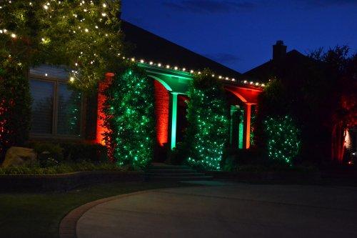Color Splash Christmas Lights