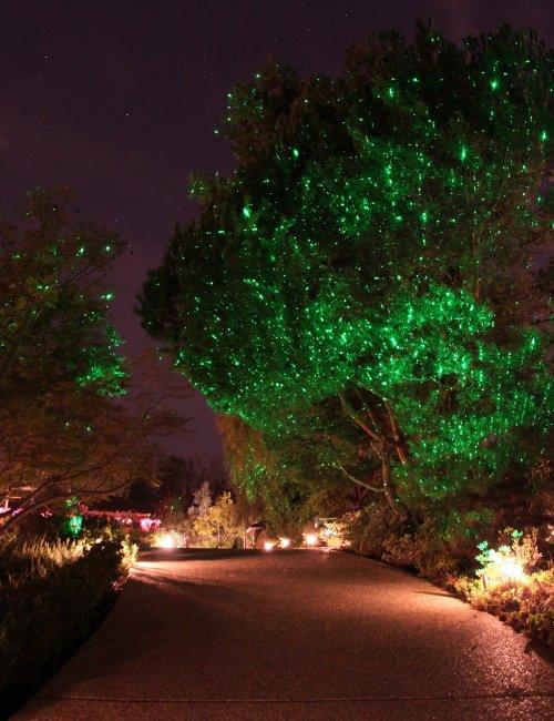 Galaxy Style Christmas Lighting